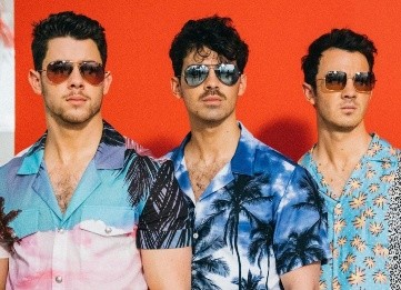 Jonas Brothers suben su concierto a Amazon Prime Video