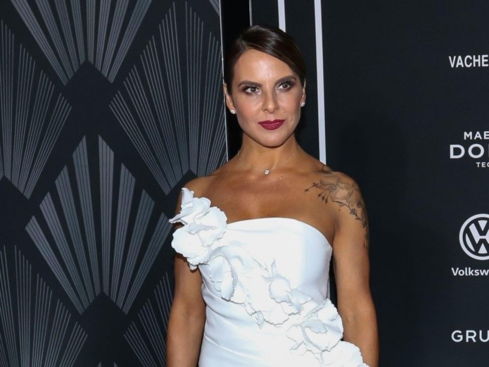 Kate del Castillo reveals that she thought they would take her by force (Reformation)