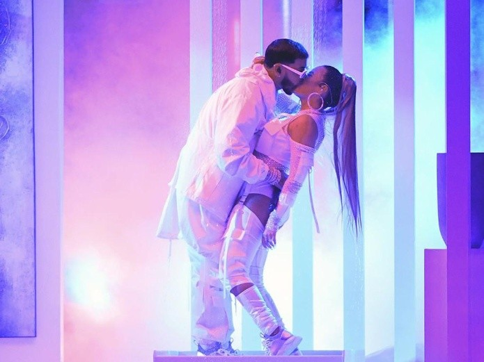 Does Anuel AA withdraw from music after the break with Karol G? (AFP)